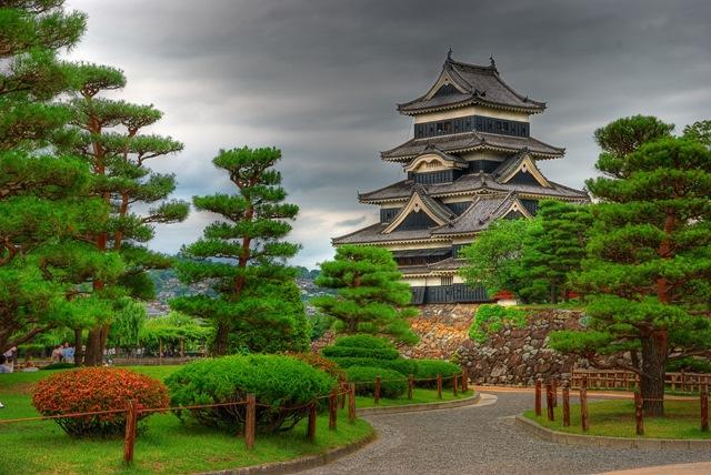 Замок Мацумото